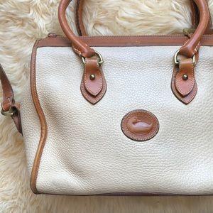 Dooney   Bourke Bags   Vintage Authentic Dooney Bourke Leather Bag ... 01f52f15e4